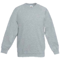 Child's Raglan Sweatshirt